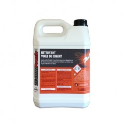 Nettoyant voile de ciment