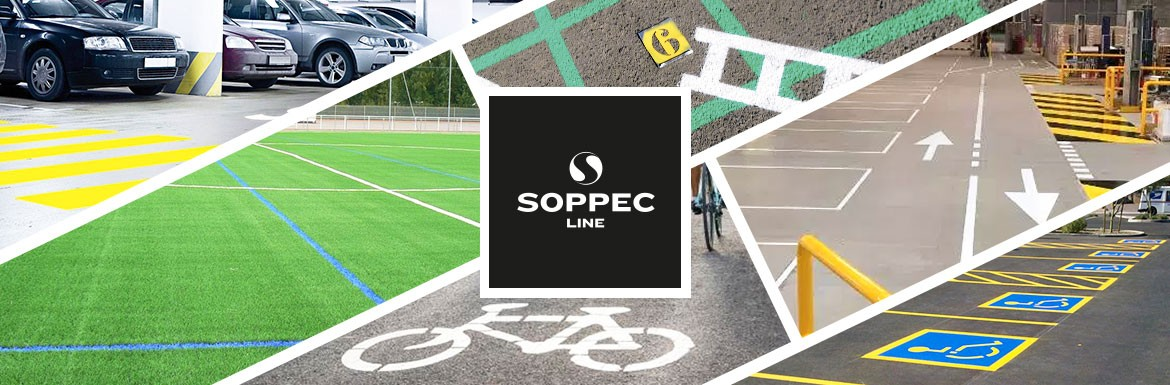 Line marking paints and equipment